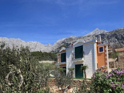 Exclusive villa with pool Makarska 39