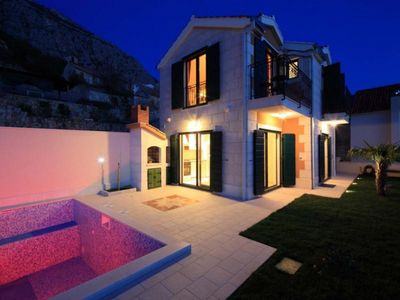 Exclusive villa with pool Makarska 41