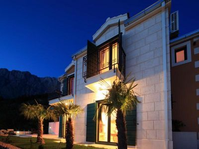 Exclusive villa with pool Makarska 42