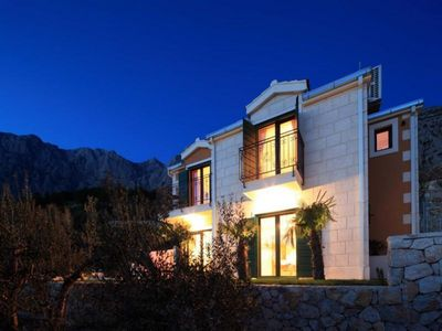Exclusive villa with pool Makarska 43