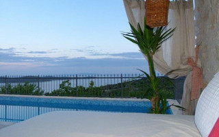 Luxury Stone Villa With Pool In Vinisce Near Trogir