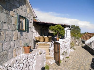 Charming House with pool in Vinisce near Trogir
