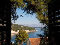 Spacious Seafront Villa near Beach in Jelsa Island Hvar