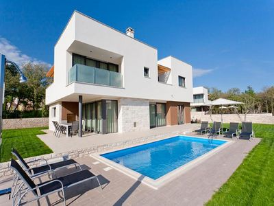 Luxury villa with pool near Umag 1