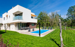 Croatia Exclusive Villa Umag