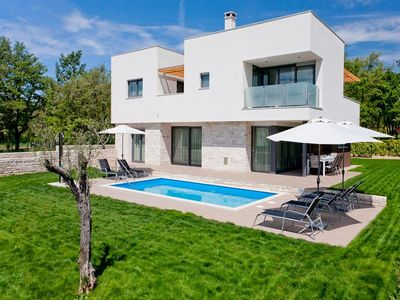 Istrian villa with pool Umag 2