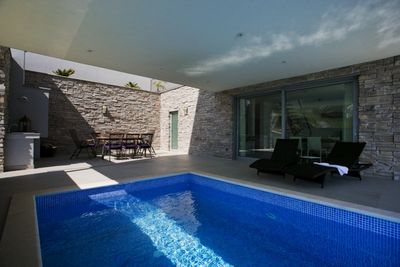 Modern Villa with Pool and Impressive Sea Views on entire Omis Riviera