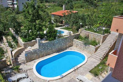 Modern luxury villa with pool Makarska