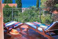 Charming Colorfull Sea View House in Ciovo Island near Trogir