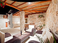 Luxury Stone Villa in Center of Town Vis in Island Vis