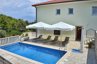 Family island Brac Villa With Swimming Pool